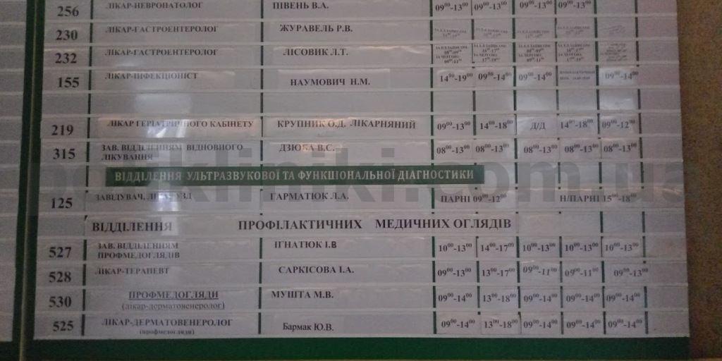 Центральна районна поліклініка Дарницького району Києва