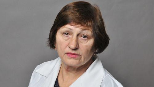 Лікар Данильченко Алла Григорівна