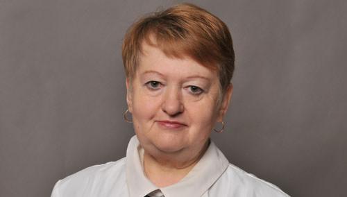 Лікар Бодасюк Валентина Всеволодівна