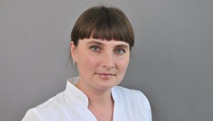Лікар Довбенко Любов Леонідівна