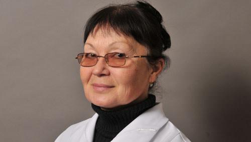 Лікар Кийко Надія Василівна
