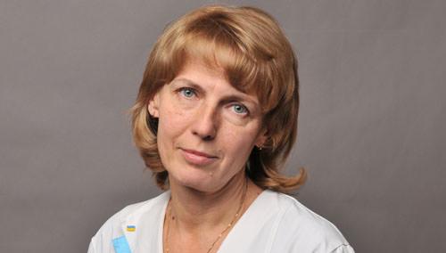 Лікар Перуцька Олена Анатоліївна