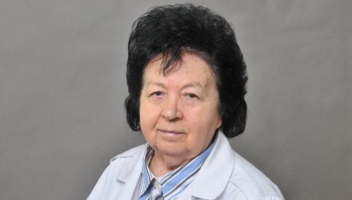 Лікар педіатр Волгіна Таїсія Пилипівна