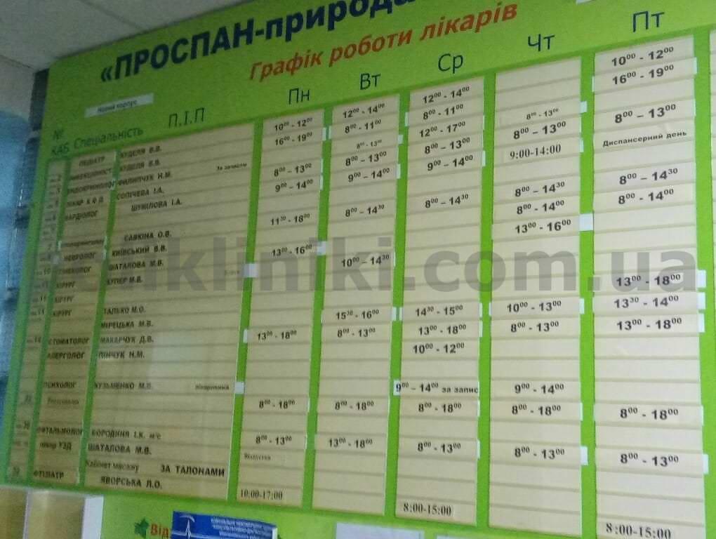 Дитяча поліклініка № 5 вул. Салютна 23 Шевченківського району м.Києва